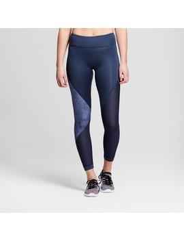 Women's Performance 7/8 Asymmetrical Leggings   Joy Lab™ by Joy Lab™