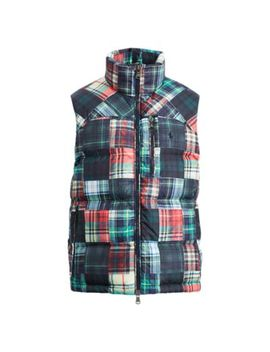 Water Repellent Down Vest by Ralph Lauren