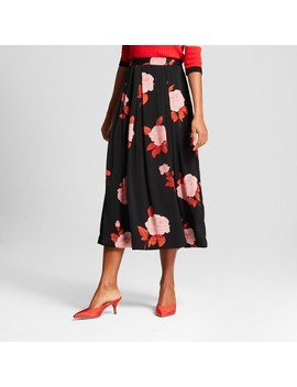 Women's Birdcage Midi Skirt   Who What Wear™ by Who What Wear