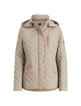 Quilted Hooded Jacket by Ralph Lauren
