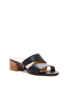 Tallen Double Strap Sandal by Franco Sarto