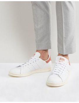 Adidas Originals Stan Smith Sneakers In White Cp9702 by Adidas Originals
