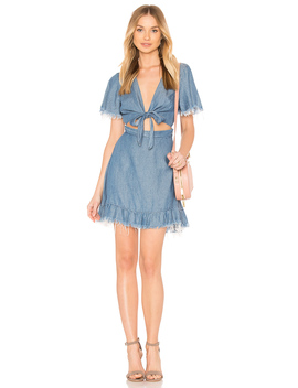 Melanie Ruffle Dress by Show Me Your Mumu