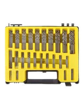 Ueb Mini Twist Drill Bit Kit, 0.4mm 3.2 Hss Micro Precision Twist Drill 150 Pcs With Carry Case For Pcb Crafts Jewelry Drilling Tool by Ueb