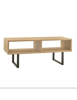 Carbon Loft Morse Industrial Coffee Table by Carbon Loft