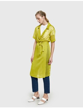Club Wrap Dress by Need Supply Co.