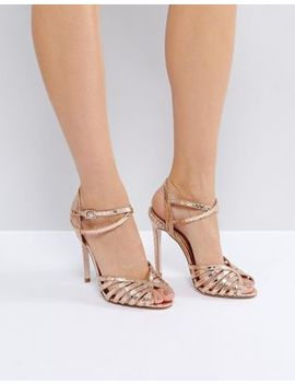 Asos Honeypie Heeled Sandals by Asos Collection