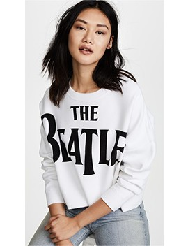 Quintin Cropped Pullover by Alice + Olivia