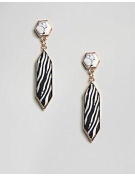 Ashiana Drop Statement Earrings by Earrings
