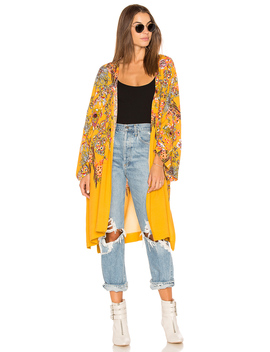 Don't Know Kimono by Free People