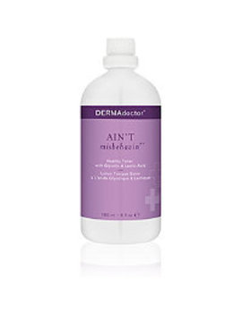 Ain't Misbehavin' Healthy Toner With Glycolic & Lactic Acid by Dermadoctor