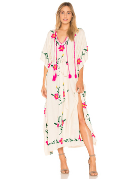 Sayulita Embroidered Kaftan by Spell & The Gypsy Collective