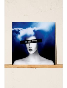 Jack White   Boarding House Reach Lp by Urban Outfitters