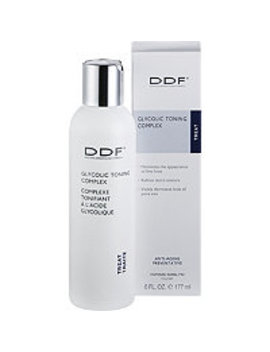 Online Only Glycolic Toning Complex by Ddf