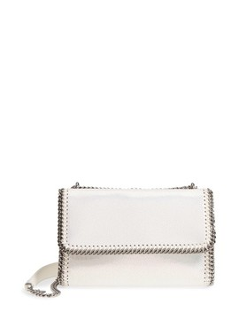Mini Oleo Deer Faux Leather Shoulder Bag by Stella Mccartney