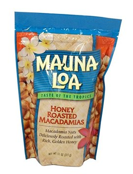 Mauna Loa Macadamias, Milk Chocolate, 11 Ounce Package by Mauna Loa