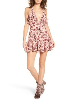 Poppy Minidress by For Love & Lemons