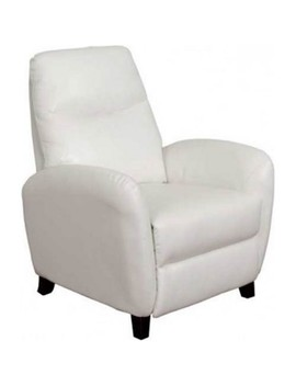 Ava Recliner   White by Cor Living