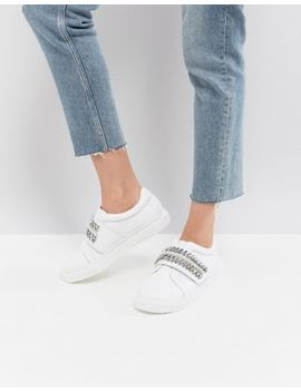 Asos Darla Embellished Sneakers by Asos Collection