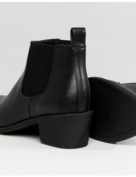 Truffle Collection Wide Fit Chelsea Boot by Boots