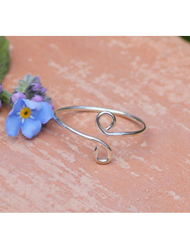 Toe Ring ~ Sterling Silver Midi Ring ~ Adjustable Toe Ring ~ Above Knuckle Ring ~ Minimalist Toe Ring ~ Stackable Ring by Etsy