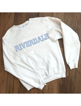 Riverdale Crewneck Sweatshirt, Vixens, Archie Andrews, Betty Cooper, Jughead Jones, Cheryl Blossom, Veronica Lodge, Tv Show by Etsy