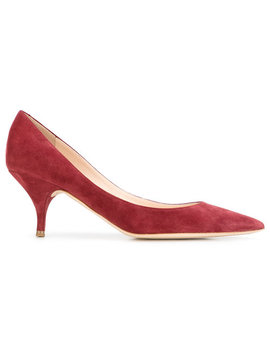 туфли с заостренным носком by Nina Ricci