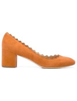 "туфли ""Lauren"" by Chloé"