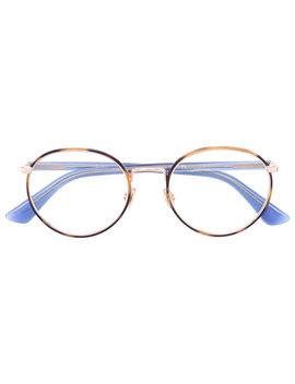 ラウンド 眼鏡フレーム by Dior Eyewear