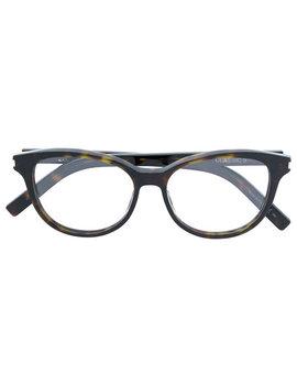 ウェリントン 眼鏡フレーム by Saint Laurent Eyewear