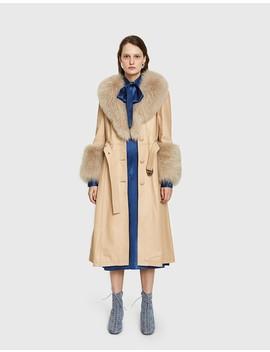 Foxy Beige Coat by Need Supply Co.
