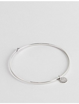 Rosefield Mercer Mesh 38mm Watch & Bangle Gift Set In Silver by Rosefield