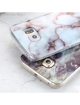 Kisscase Marble Case For Samsung Galaxy S8 Note 8 Cases For Samsung A5 2017 J5 J3 2016 S6 S7 Soft Tpu Mobile Phone Cover Coque   by Kisscase Offical Exclusive Store