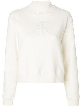 Mock Neck Sweatshirt by Ck Jeans