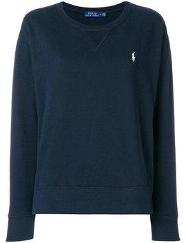 Crew Neck Sweatshirt by Polo Ralph Lauren