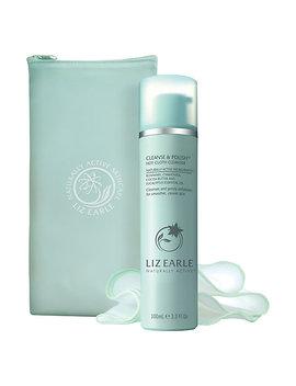 Liz Earle Cleanse & Polish™ Hot Cloth Cleanser, 100ml With 2 Muslin Cloths by Liz Earle
