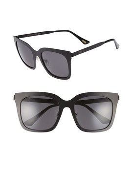 X Lauren Akins Ella 53mm Cat Eye Sunglasses by Diff