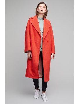 Susann Boucle Coat by Helene Berman