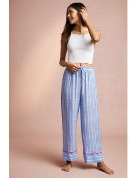 Trista Striped Sleep Pants by Floreat