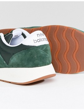 New Balance 420 Trainers In Green by New Balance