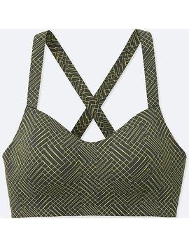 Soutien Gorge Sport Sans Couture Sprz Ny Femme by Uniqlo
