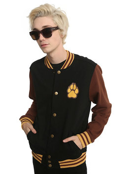 Disney The Lion King Pride Rock Lions Varsity Jacket by Hot Topic