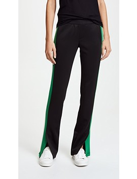 Miscroscuba Track Pants by Pam & Gela