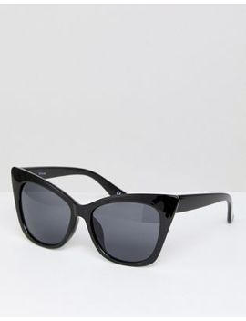 Asos Basic Cat Eye Sunglasses by Asos Collection