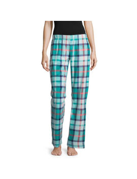 Flirtitude Fleece Pattern Pajama Pants   Juniors by Flirtitude
