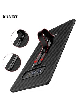 Xundd Brand Case For Samsung Galaxy Note 8 Phone Case For Galaxy Note 8 6.3inch With Retractable Ring Bracket Free Shipping by E Life Franchise Store