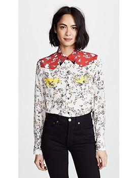 Floral Jasper Shirt by Rag & Bone