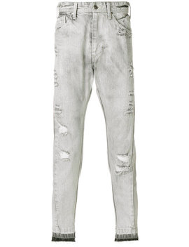 Distressed Jeans by Julius