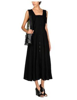 Длинное платье by Yohji Yamamoto