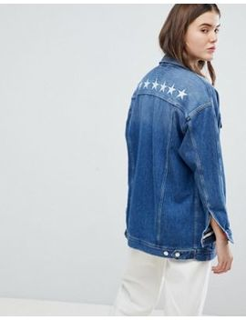 Tommy Jeans Oversize Trucker Jacket by Tommy Jeans Capsule